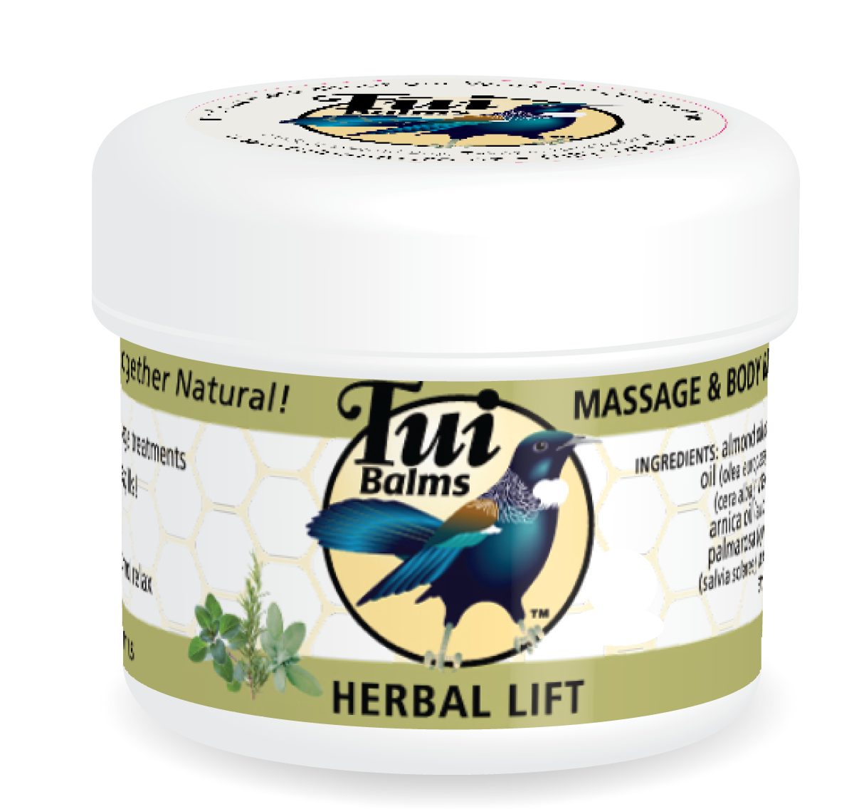 Massage & Body Balm HERBAL LIFT
