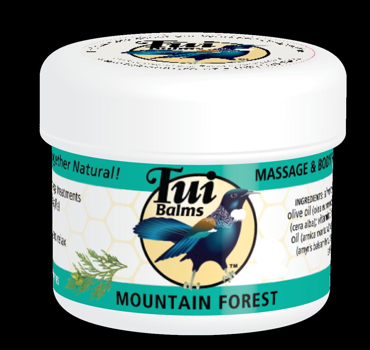 Massage & Body Balm MOUNTAIN FOREST