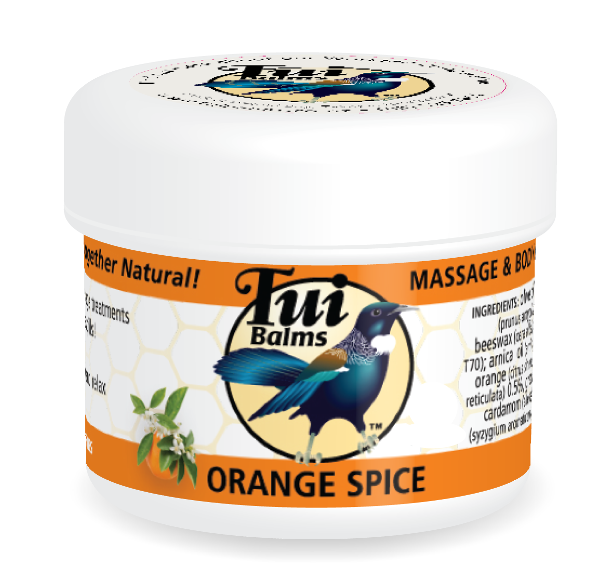 Massage & Body Balm ORANGE SPICE