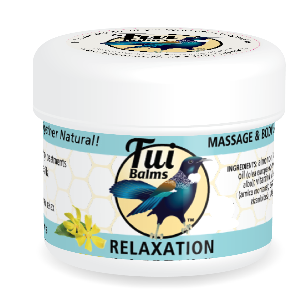 Massage & Body Balm RELAXATION