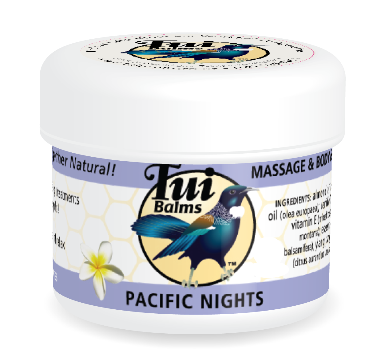 Massage & Body Balm PACIFIC NIGHTS