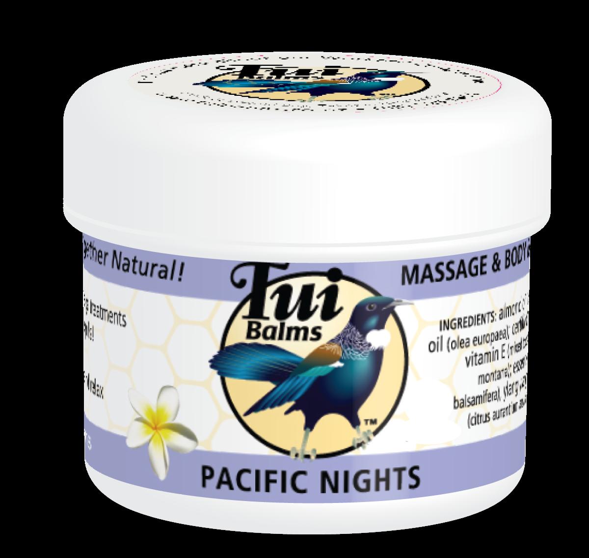 Massage & Body Balm PACIFIC NIGHTS