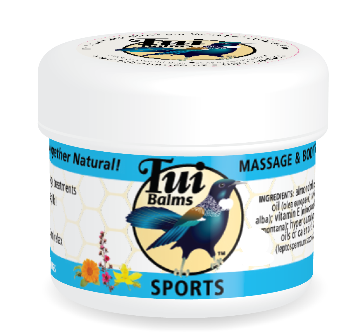 Massage & Body Balm SPORTS