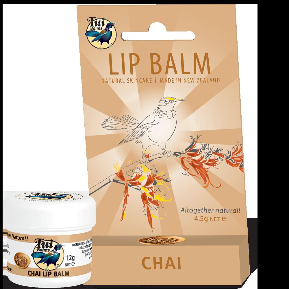 Chai Lip Balm